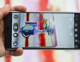 Rò rỉ thông tin LG G5 sẽ có 2 màn hình và camera kép