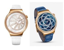 CES 2016: Huawei hợp tác với Swarovski ra mắt đồng hồ thông minh thế hệ mới