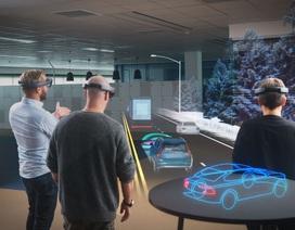 Công nghệ thực tế ảo mở ra thế giới mới cho xe hơi