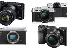 4 máy ảnh không gương lật đáng chú ý trong mùa xuân 2016
