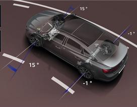 Renault trình diễn công nghệ Multi-Sense và 4Control