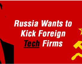 Nga siết các công ty Internet của Mỹ