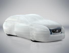 Tương lai sẽ có túi khí bên ngoài xe