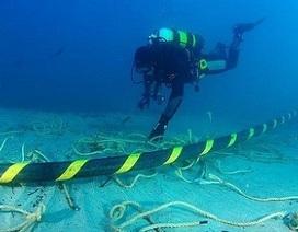 Cáp quang biển AAG sắp bảo trì, Internet đi quốc tế sẽ bị ảnh hưởng
