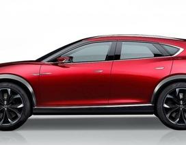 Mazda CX-4 sẽ xuất hiện chính thức tại triển lãm ô tô Bắc Kinh