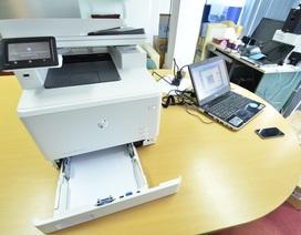 Đánh giá máy in văn phòng HP Color LaserJet Pro MFP M477