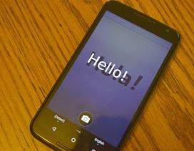 Ứng dụng Android của...Microsoft với khả năng dịch chữ trong ảnh