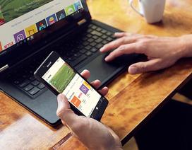 Windows 10 sẽ tích hợp tính năng quét dấu vân tay