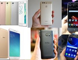 Điểm mặt những chiếc smartphone cao cấp nửa đầu năm 2016