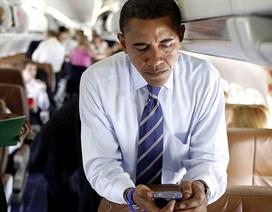 Tổng thống Obama sẽ được nâng cấp điện thoại mới