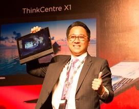 Lenovo ra mắt dòng Thinkpad X1 mới tại Việt Nam