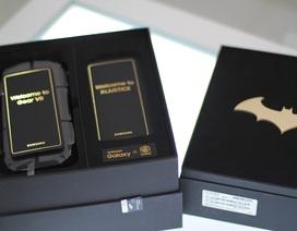 Galaxy S7 edge phiên bản Batman xách tay chào bán lên đến 50 triệu đồng