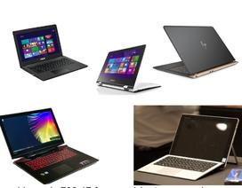 Loạt laptop mới vừa ra mắt thị trường Việt tháng 6/2016