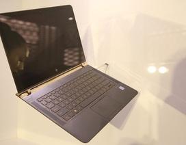 HP bán ra thị trường Việt chiếc laptop Spectre mỏng nhất thế giới