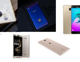 Loạt smartphone vừa giới thiệu tại Việt Nam đầu tháng 7