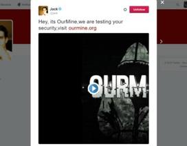 Ourmine lại hack thành công tài khoản của CEO mạng xã hội Twitter