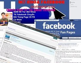 """Không """"click"""", không tải và không chia sẻ thông tin trên những trang web khả nghi"""
