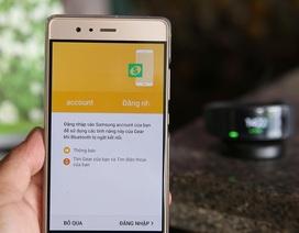 Kết nối Gear Fit2 với các loại smartphone Android như thế nào?