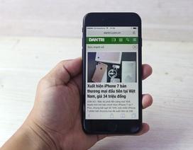 iPhone 7 xách tay đang giảm mạnh về sát giá thực
