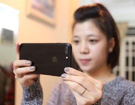 iPhone 7 Plus màu Jet Black đầu tiên tại Việt Nam, giá 36 triệu đồng