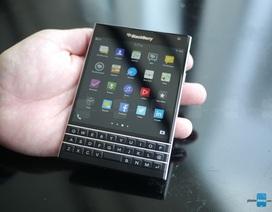 Cảnh giác Blackberry Passport tân trang xách tay từ Trung Quốc tràn về Việt Nam