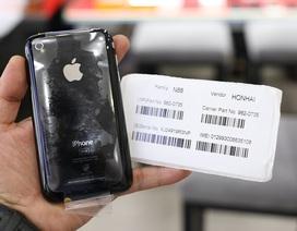 iPhone 3Gs chưa kích hoạt xuất hiện tại Việt Nam