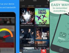 Tải ngay các ứng dụng iOS trả phí đang miễn phí trên App Store