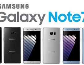 Samsung chính thức thu hồi Galaxy Note7 tại Việt Nam từ 18/10, hoàn tiền 100%