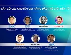 Tuần lễ diễn đàn dữ liệu lớn - Big Data Week Việt Nam sẽ diễn ra vào cuối tháng 10