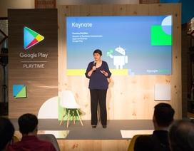Google cam kết hỗ trợ các lập trình viên trong khu vực tiến ra thế giới