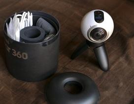 Đánh giá Samsung Gear 360 - máy ảnh 360 độ độc đáo của Samsung
