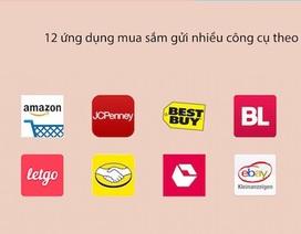 Hơn 50% ứng dụng mua sắm trên Android đang thu thập thông tin cá nhân