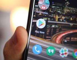 Một số người dùng đã được trải nghiệm giao diện mới của Play Store