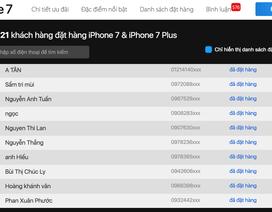 """iPhone 7 và 7 Plus Jet Black chính hãng """"cháy hàng"""" trước ngày lên kệ"""