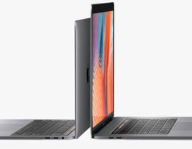 Macbook Pro với Touch Bar mới không cho phép thay thế ổ cứng SSD