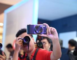 """""""Dao cạo"""" Moto Z chính thức ra mắt tại Việt Nam, giá 15,9 triệu đồng"""