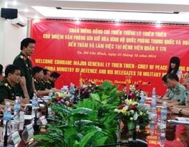 Quân y Việt Nam tham gia gìn giữ hòa bình Liên Hiệp Quốc