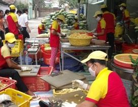 Ra quân kiểm tra thực phẩm phục vụ Tết Nguyên Đán