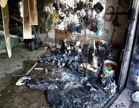 Nghi án đốt nhà để trả thù sau vụ đánh nhau