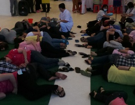 300 công nhân nhập viện sau bữa ăn tối