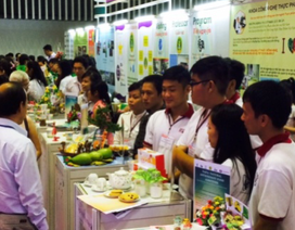 Hơn 100 đơn vị tham gia triển lãm thực phẩm và đồ uống