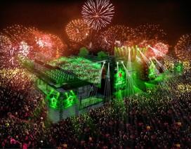 Tưng bừng không khí lễ hội đón năm mới khắp thế giới
