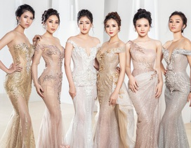 14 Ngôi Sao Danh Vọng Toàn Quốc sẵn sàng chinh phục đấu trường sắc đẹp Thế giới
