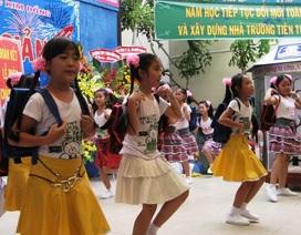 TPHCM: Trường thay đổi lịch khai giảng phải xin phép Sở