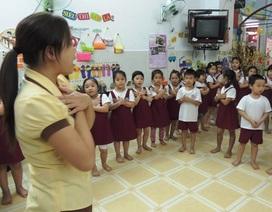 """TPHCM chi 36 tỷ đồng để """"đào tạo lại"""" giáo viên mầm non"""