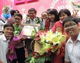 TPHCM: Nhiều giáo viên được vinh danh nhân Ngày Nhà giáo
