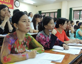 Đề xuất điều chỉnh chế độ cho nhà giáo để thu hút người giỏi