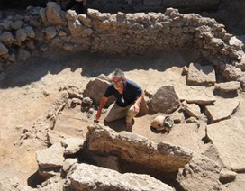 Phát hiện ngôi mộ còn nguyên vẹn từ thời kỳ tiền La Mã ở Pompeii