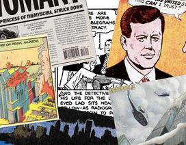Sự trùng hợp kỳ lạ giữa truyện tranh siêu anh hùng và thực tế