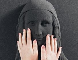 Tranh khắc 3D mang lại cơ hội thưởng thức nghệ thuật cho người khiếm thị